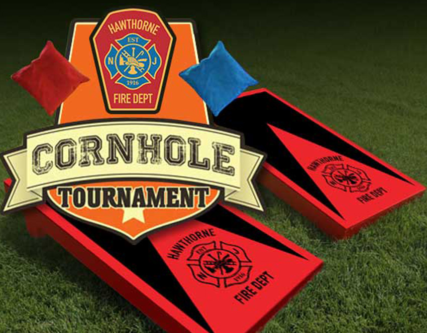 HFD Corn Hole Boards & Graphics