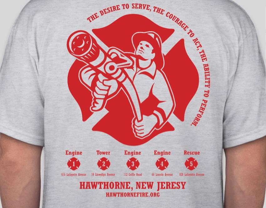 HFD Supporter T-Shirt