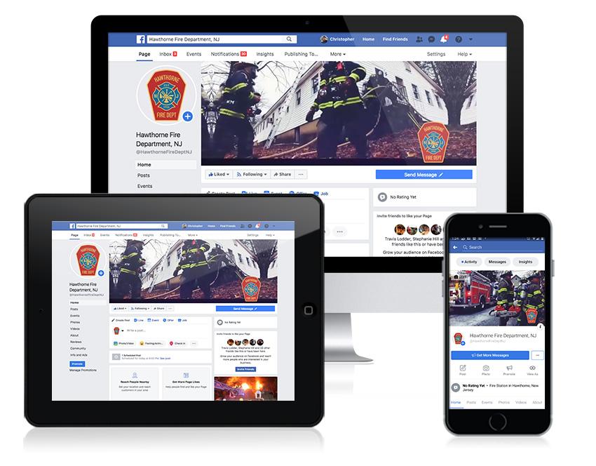 HFD FaceBook Page